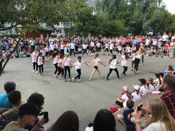Schulfest der Grundschule am 06.07.2018