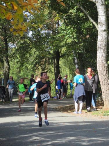 Park&See-Lauf am 6. Oktober 2018